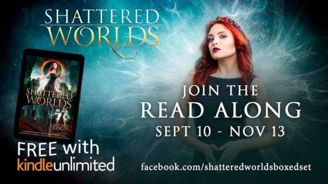 Shattered Worlds Read Along